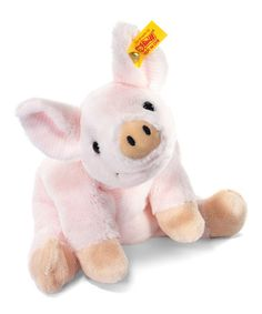 Another great find on #zulily! Pink Little Floppy Sissi Pig Collectible Plush #zulilyfinds