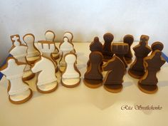 Пряники шахматы