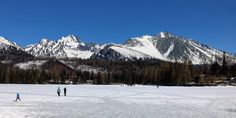 Štrbské Pleso in late March 2019 Tatra Mountains, My Eyes, Mount Everest, March, Nature, Pictures, Travel, Photos, Naturaleza