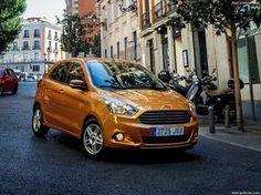 Passeamos Por Madrid Ao Volante Do Ford Ka Plus