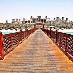 @Pierchic resto, Al Qasr hotel Madinat Jumeirah, Dubai UAE best seafood ever!