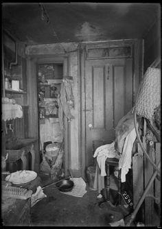 Inhabited kitchen.