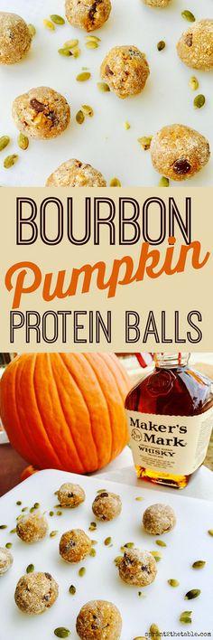 Bourbon Pumpkin Prot