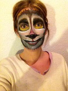 face painting lemur - Hledat Googlem