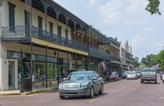 Natchitoches, Louisiana  #25 small towns you never heard of that you must visit in Town & Country Living.  Been here & it IS wonderful!