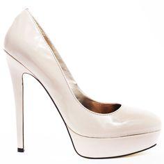 Bailey Pump - Grey  Bebe Shoes  Elegant