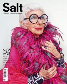 Iris Apfel - Love her!  SO great!