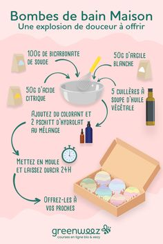 Homemade Cleaning Products, Homemade Beauty Products, Do It Yourself Inspiration, Homemade Cosmetics, Beauty Recipe, Natural Cosmetics, Diy Makeup, Diy Beauty, Diy For Kids