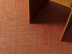 Chilewich : Floor : BioFelt® Floor Tiles : Basketweave : Mango