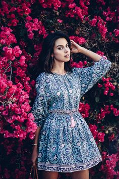 VivaLuxury - Fashion Blog by Annabelle Fleur: FUN FLORAL