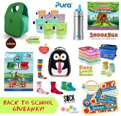 back to school prizes