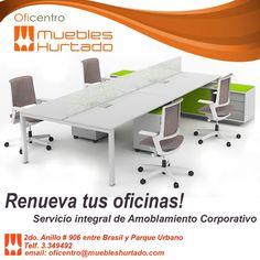 OFICENTRO MUEBLES HURTADO - Renueva tus oficinas!!