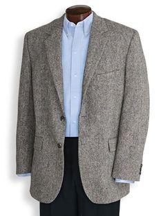 The Tweed Jacket: Th