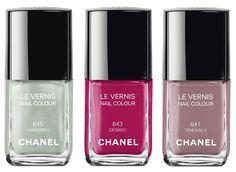 Smalti Chanel primavera 2015