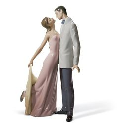 I have been in love with this Lladro piece for almost ten years - someday I WILL own this <3