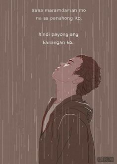 Tagalog Quotes Hugot Funny, Tagalog Words, Tagalog Love Quotes, Qoutes About Love, Ironic Quotes, Son Quotes, Hurt Quotes, Couple Quotes, Filipino Quotes