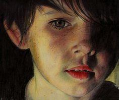 Realistic Illustrations by Brian Scott
