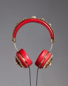 Dolce&Gabbana BI0824AL980 Headphones Hi-tech fashion