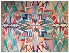 GORGEOUS!! Navajo rug