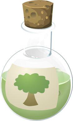 Alchemy Potion Transformation Fluid