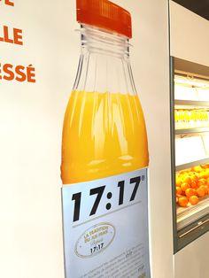 Faciliter l'accès aux produits vraiment frais, c'est presser de bonnes oranges pour obtenir #LeJusLePlusFrais ! #Intermarché #Fruits
