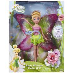 "Disney Fairies 9"" Feature Doll - Berry Blossom Tink by Disney Fairies, http://www.amazon.com/dp/B004OTEA18/ref=cm_sw_r_pi_dp_Rh6Mrb11JQJGT"