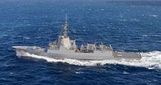 Australian Department of Defence (DoD)    Australian DoD receives third and final Hobart-class Air Warfare Destroyer | Jane's 360   Julia...