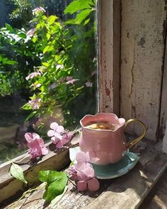 Happy-Moments – Famous Last Words Coffee Love, Coffee Art, Coffee Break, Café Chocolate, Raindrops And Roses, Good Morning Coffee, Coffee Photography, Window View, Happy Moments