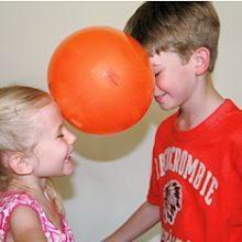 Kindergeburtstag, Kinderfest spiele