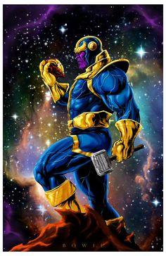 Thanos - Damon Bowie