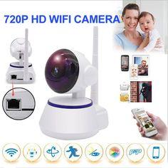 $25.99 (Buy here: https://alitems.com/g/1e8d114494ebda23ff8b16525dc3e8/?i=5&ulp=https%3A%2F%2Fwww.aliexpress.com%2Fitem%2FHome-Security-IP-Camera-Wireless-Mini-IP-Camera-Surveillance-Camera-Wifi-720P-Night-Vision-CCTV-Camera%2F32706202834.html ) Home Security IP Camera Wireless Mini IP Camera Surveillance Camera Wifi 720P Night Vision CCTV Camera Baby Monitor  for just $25.99