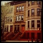across the street from my nyc @ convent (NE corner).