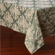 Traditional Design 50x90-inch Italian Heavy Weight Tablecloth   Overstock.com
