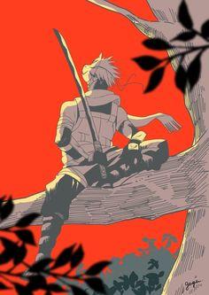 Kakashi Hatake, Naruto Sasuke Sakura, Naruto Art, Anime Naruto, Anime Guys, Manga Anime, Boruto, Naruto Shippuden, Naruhina