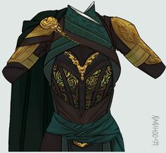 Fancy mynelune militant looks Fantasy Character Design, Character Design Inspiration, Loki Cosplay, Lady Loki, Fantasy Dress, Fantasy Costumes, Drawing Clothes, Character Outfits, Anime Outfits