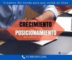 Bajo costo operativo y crecimiento a la medida. ¡Contrata HOY! En haztutienda.com #Ecommerce #Negocios