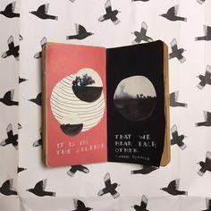 art, writing, and art journal image