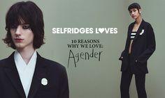 Gender neutral store: Selfridges loves - 10 reasons why we love agender