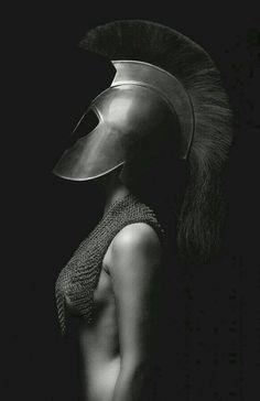 Spartan girl