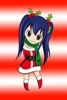 Fairy Tail Christmas - Wendy by maddog05