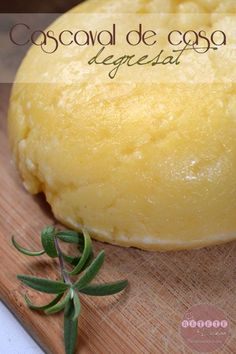Cascaval de casa - RETETE DUKAN Romanian Food, Romanian Recipes, Paleo, Cooking Recipes, Healthy Recipes, Honeydew, Camembert Cheese, Pineapple, Dairy