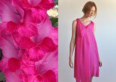 Aroma30 Collection Botanica SS2013 - Outfit photo: Valentina Donnini  Art Direction: Michela Fasanella  MuA and Styling: Serena Belcastro  Model: Margarita Babina