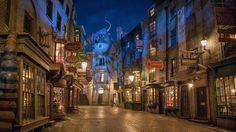 'Harry Potter' Diagon Alley - Universal Orlando