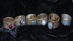 I hand make all of the magickal tools and jewelry on my website.  I'm an actual practitioner of Enochian, Goetia, and more.  For over 27 years now.  Daily. http://www.enochian.org