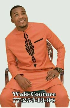 More style to sew 3 African Wear Styles For Men, African Shirts For Men, Ankara Styles For Men, African Dresses Men, African Attire For Men, African Clothing For Men, African Fashion Ankara, Latest African Fashion Dresses, African Print Fashion