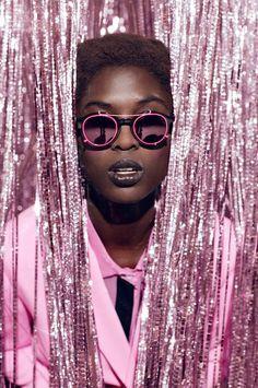 Fashion Editorial: pink