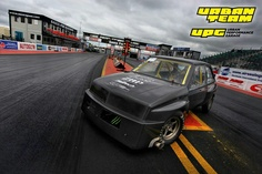 UPG at Santa Pod, UK
