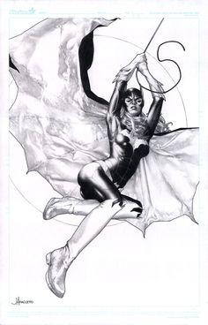 Batgirl by Jay Anacleto
