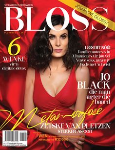 BLOSS is an international media platform for South African women who live all over the world. Superior Clothing, Jenna Clifford, Country Estate, African Women, Hair Makeup, Van, Cover, Dress, House