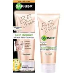 Garnier Skin Renew Miracle Skin Perfector Bb Cream, Normal To Dry Skin, Fair/Light. I use this instead of foundation. Love!!
